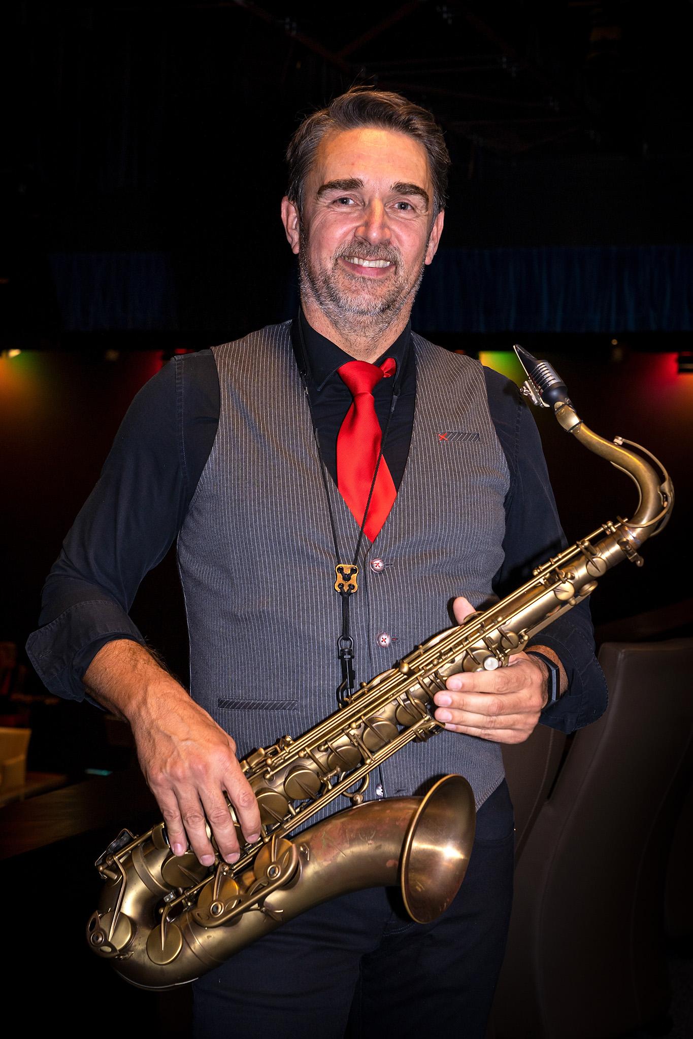 Frenk Hinssen 1e Tenor Sax
