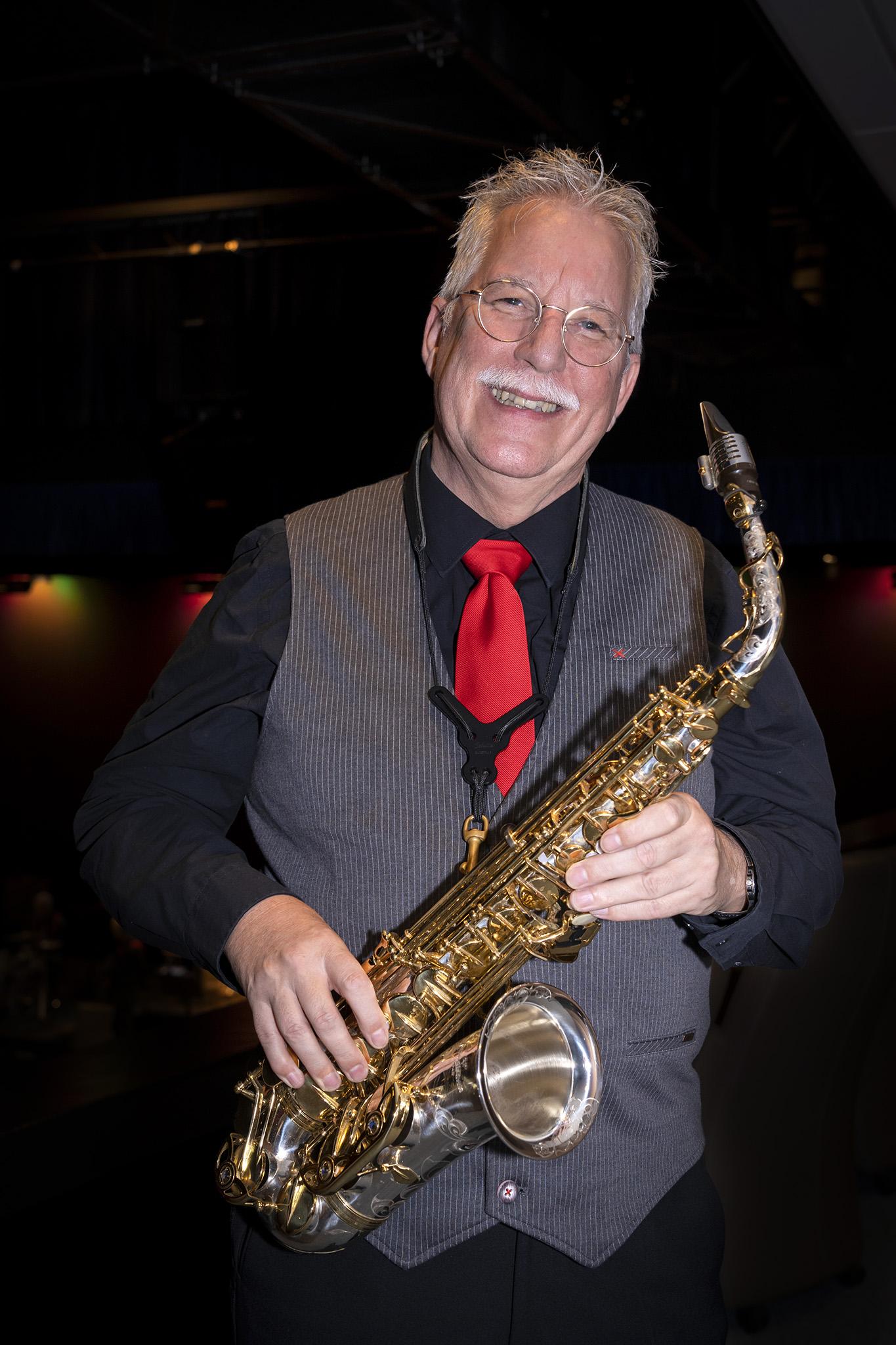 Henk Hanssen 1e Alt Sax