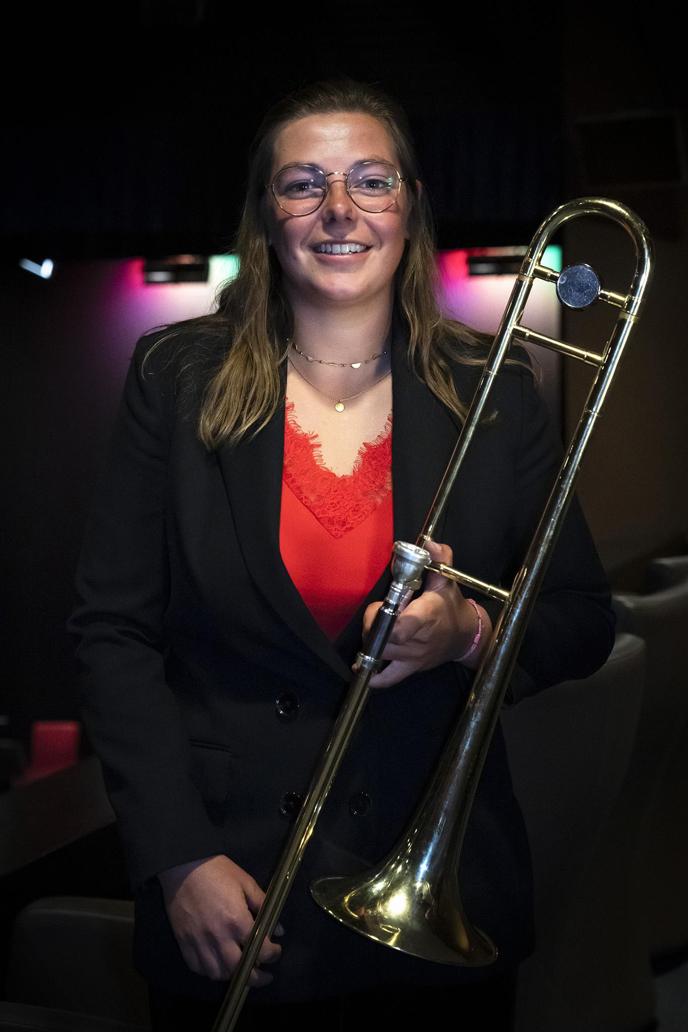 Imke Bogaarts 3e Trombone