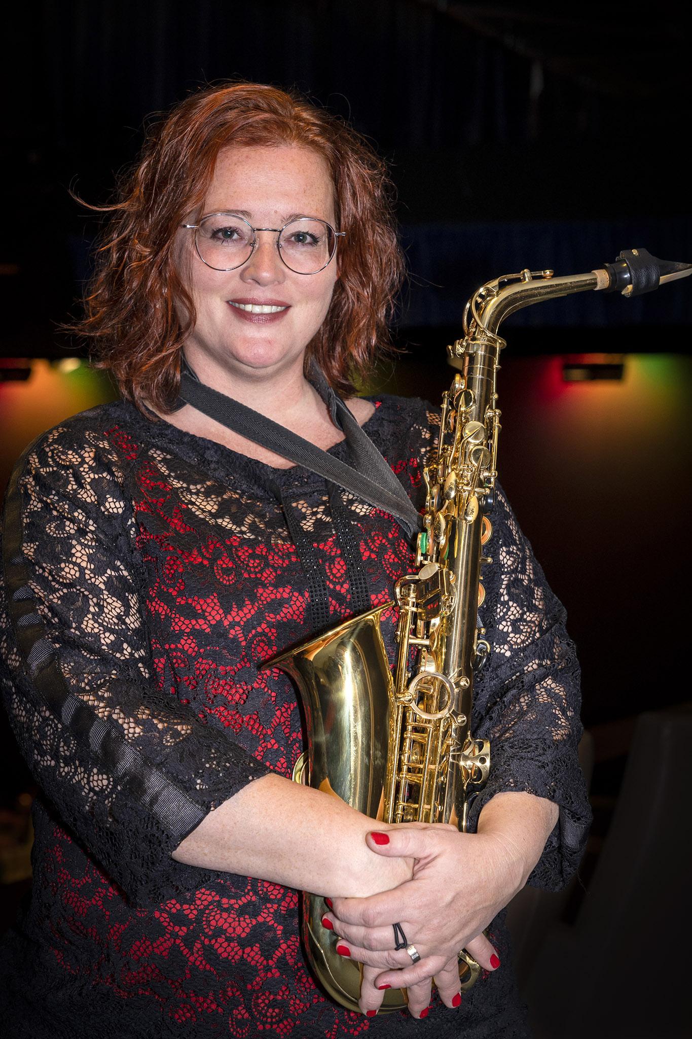 Linda Joosten 2e Alt Sax
