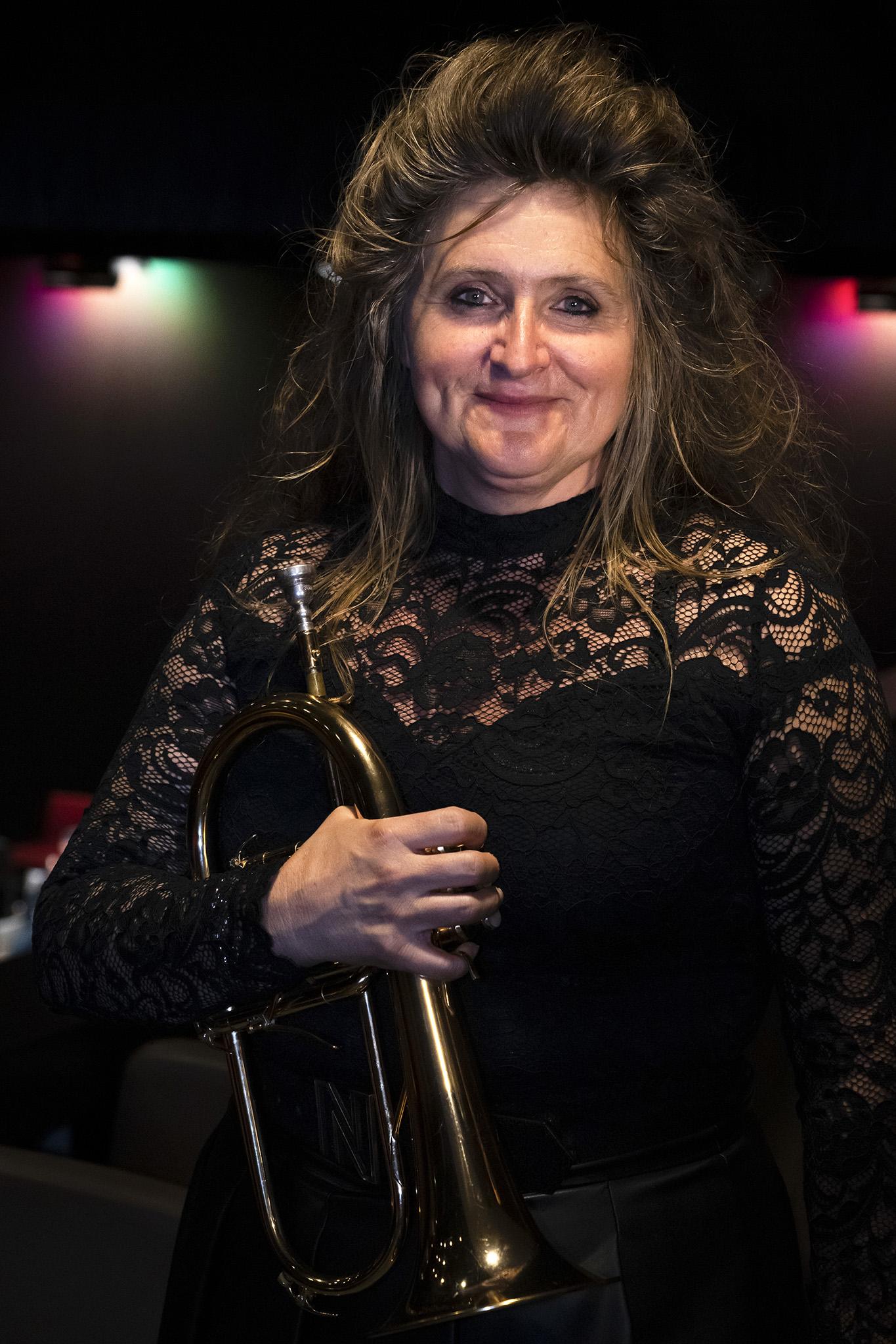 Louise van den Brand 1e Trompet