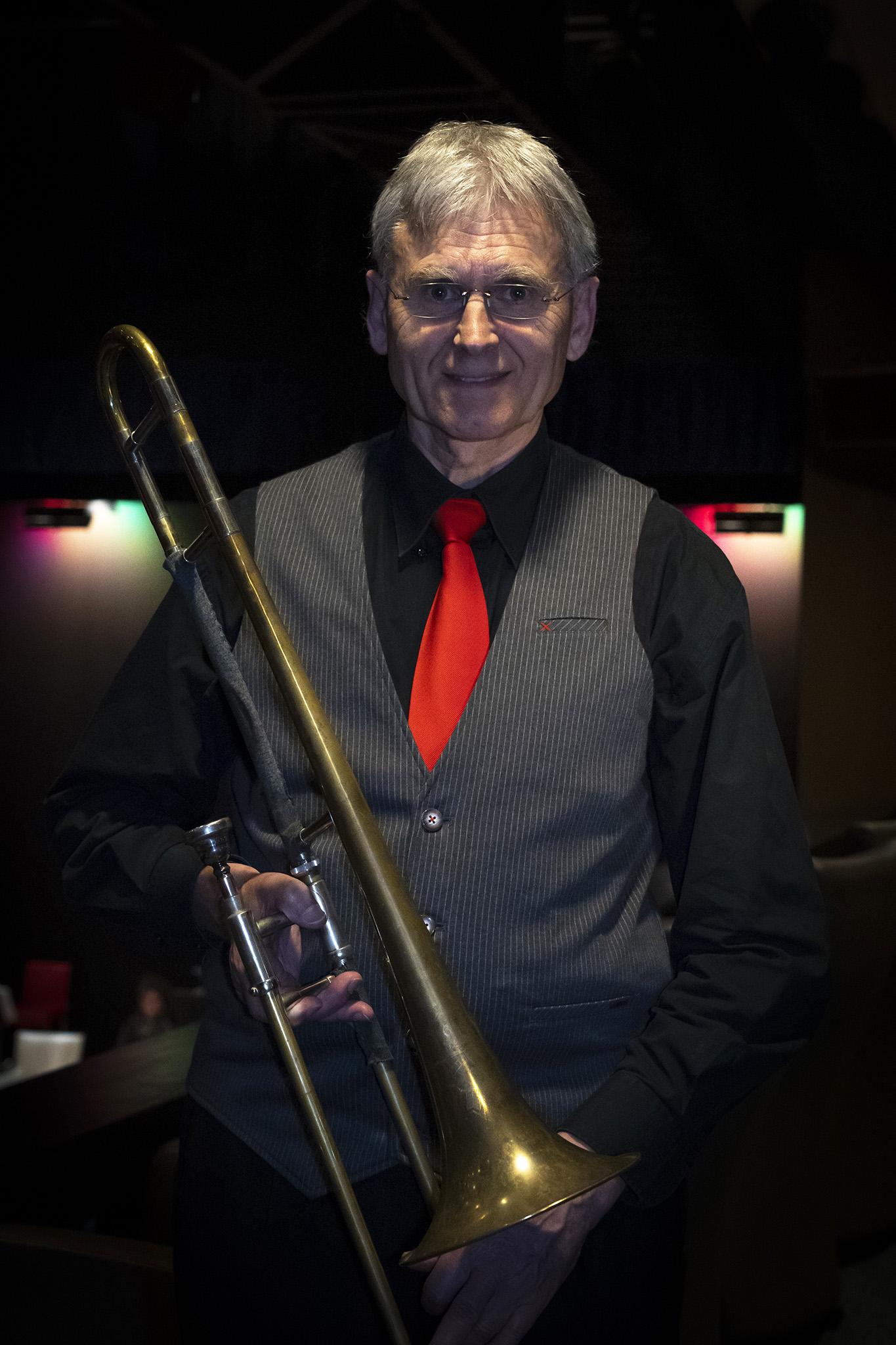 Piet Manders 2e Trombone